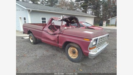 1979 Ford F250 for sale 101240003
