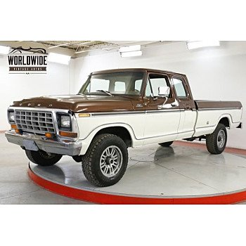 1979 Ford F250 for sale 101271694