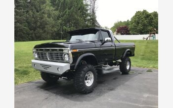 1979 Ford F250 4x4 Regular Cab for sale 101330347