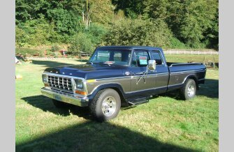 1979 Ford F250 2WD SuperCab for sale 101386056