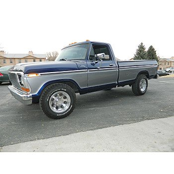 1979 Ford F250 for sale 101404892