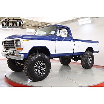 1979 Ford F250 for sale 101411970