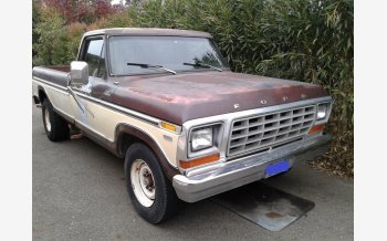 1979 Ford F350 2WD Regular Cab for sale 101269933