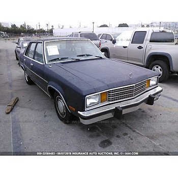 1979 Ford Fairmont for sale 101179088