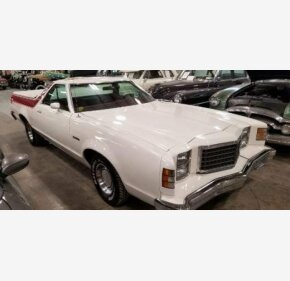 1979 Ford Ranchero for sale 101276063