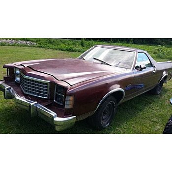 1979 Ford Ranchero for sale 101535709