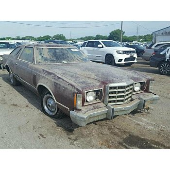 1979 Ford Thunderbird for sale 101222082