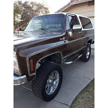 1979 GMC Jimmy for sale 101094259