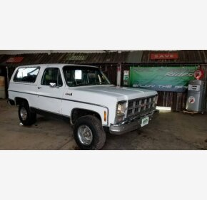1979 GMC Jimmy for sale 101107050
