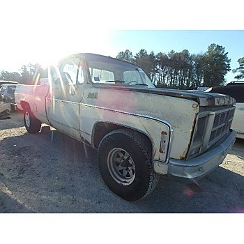 1979 GMC Pickup for sale 101107802