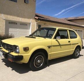 1979 Honda Civic Hatchback for sale 101116603