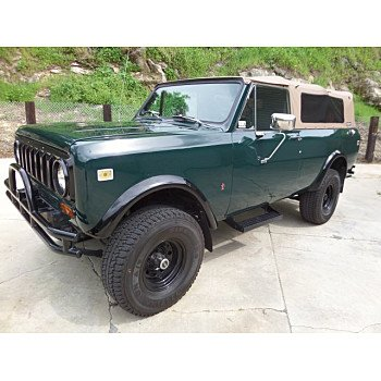 1979 International Harvester Scout for sale 101106434