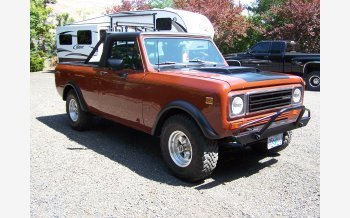 1979 International Harvester Scout for sale 101284599