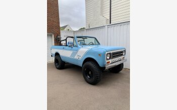 1979 International Harvester Scout for sale 101411535