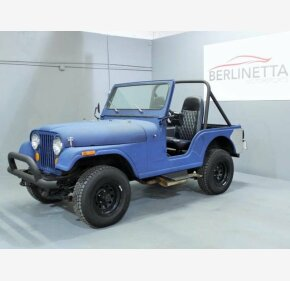 1979 Jeep CJ-5 for sale 101044670