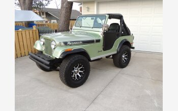 1979 Jeep CJ-5 for sale 101113631