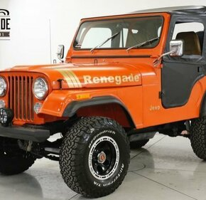 1979 Jeep CJ-5 for sale 101233436