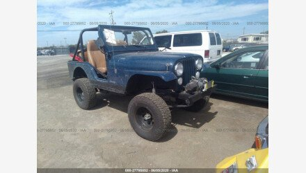 1979 Jeep CJ-5 for sale 101337786