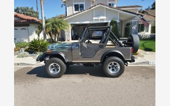 1979 Jeep CJ-5 for sale 101348000
