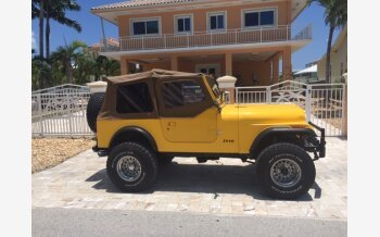 1979 Jeep CJ-7 for sale 101192936