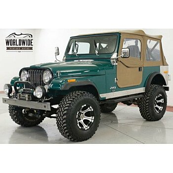 1979 Jeep CJ-7 for sale 101241376