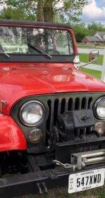 1979 Jeep CJ-7 for sale 101339242