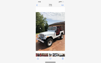 1979 Jeep CJ-7 for sale 101376564
