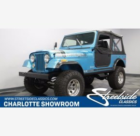 1979 Jeep CJ-7 for sale 101449368