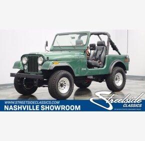 1979 Jeep CJ-7 for sale 101458442