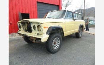 1979 Jeep Cherokee for sale 101488631