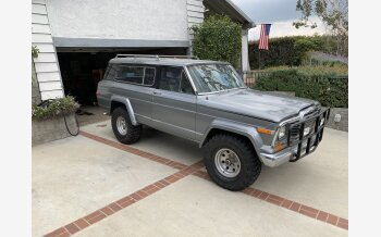 1979 Jeep Cherokee 4WD Sport 2-Door for sale 101216725