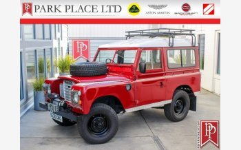 1979 Land Rover Series III for sale 101303038