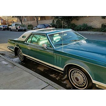 1979 Lincoln Continental for sale 100952107