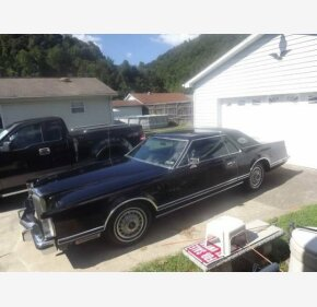 1979 Lincoln Continental for sale 100856892