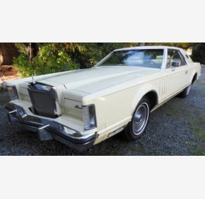1979 Lincoln Continental for sale 100957544