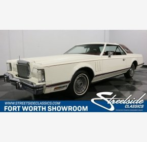 1979 Lincoln Continental for sale 101094942