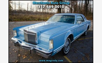 1979 Lincoln Continental for sale 101171885