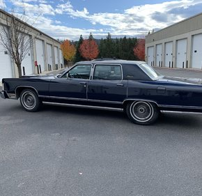 1979 Lincoln Continental for sale 101228851