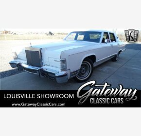 1979 Lincoln Continental for sale 101265762
