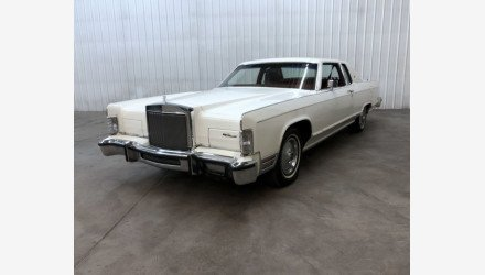 1979 Lincoln Continental for sale 101283764
