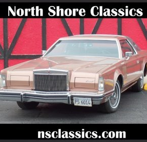 1979 Lincoln Continental for sale 101307257