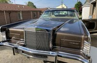 1979 Lincoln Continental Executive for sale 101359237