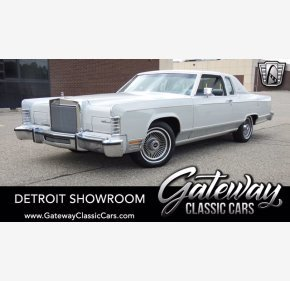 1979 Lincoln Continental for sale 101362461