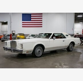 1979 Lincoln Continental for sale 101366245