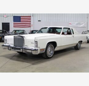 1979 Lincoln Continental for sale 101378858