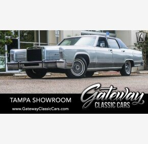 1979 Lincoln Continental for sale 101386415