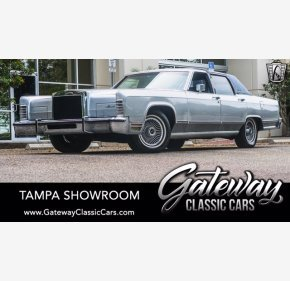 1979 Lincoln Continental for sale 101414799