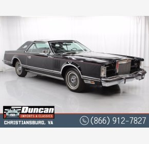 1979 Lincoln Continental for sale 101415915