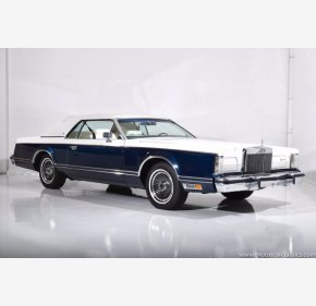 1979 Lincoln Continental for sale 101423844