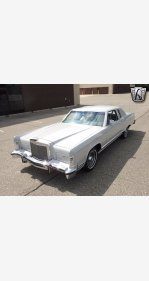 1979 Lincoln Continental for sale 101439668